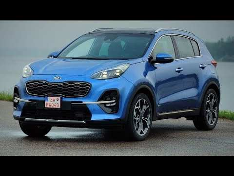 17 A Kia Sportage 2020 Youtube Picture
