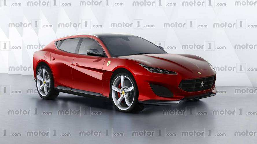 17 All New 2019 Ferrari Hybrid Review And Release Date