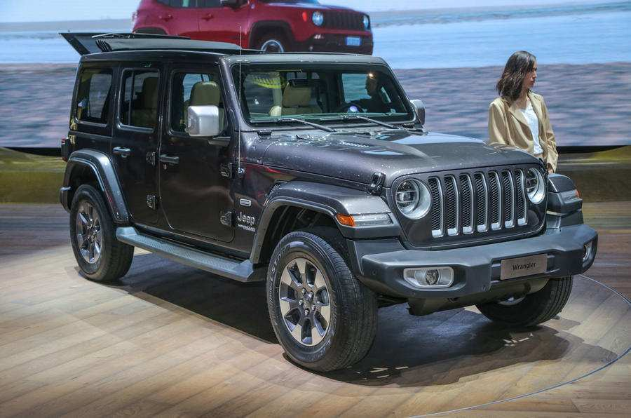 17 All New 2019 Jeep New Model Interior