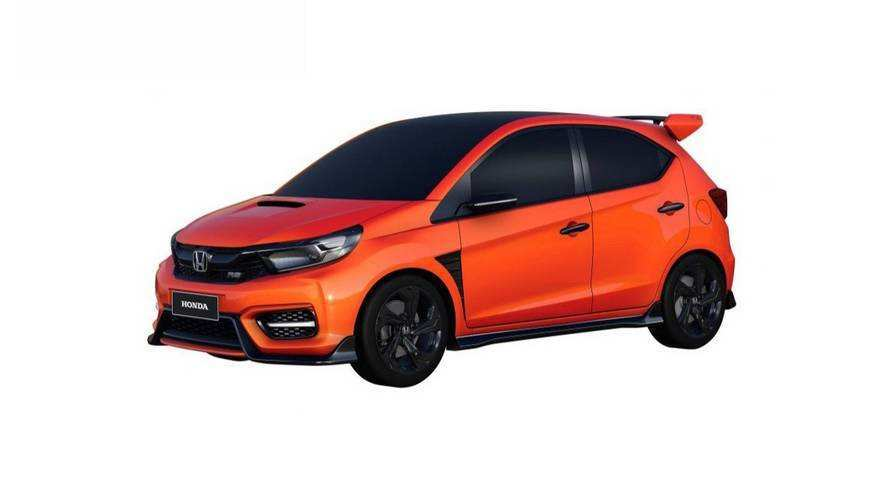 17 All New 2020 Honda Fit News Pictures