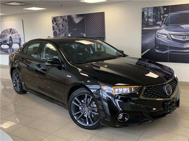 17 All New Acura Tlx A Spec 2020 Overview