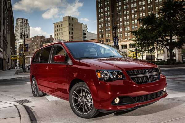 17 All New Dodge Grand Caravan 2020 Price And Release Date