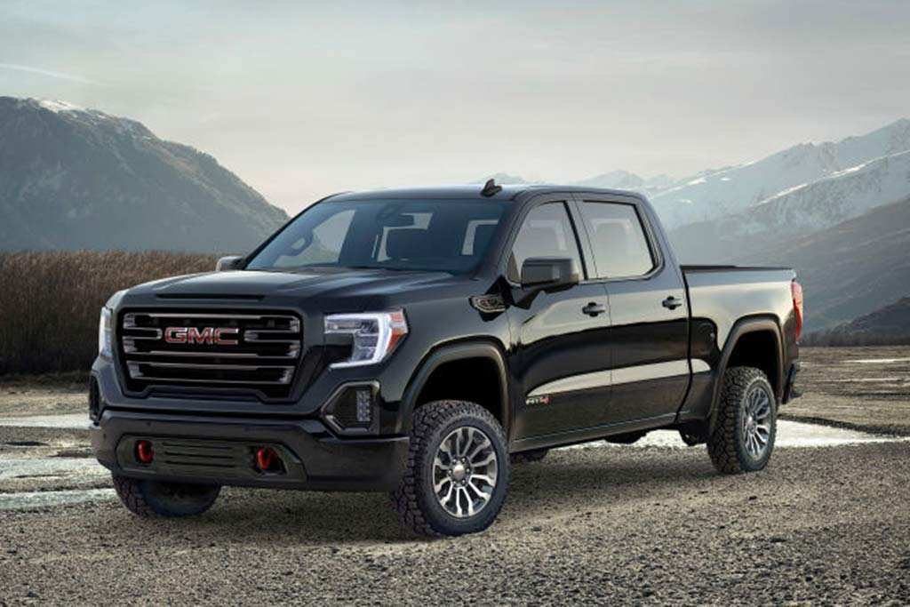 17 All New Gmc Sierra 2020 Price Redesign And Concept