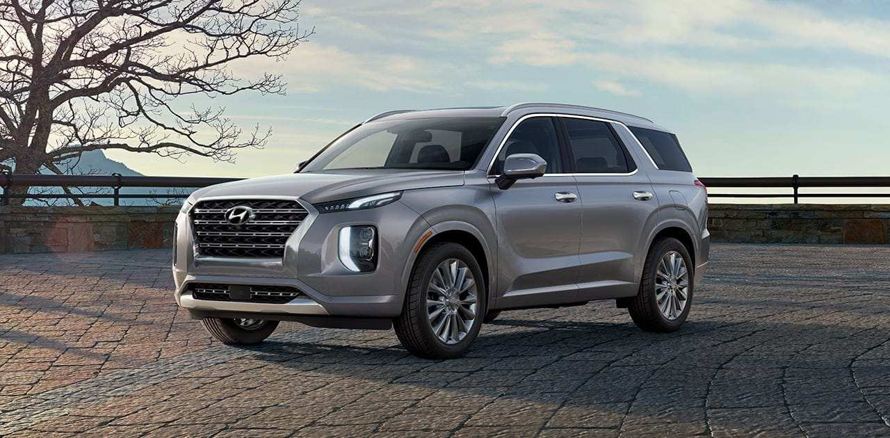 17 All New Hyundai New Suv 2020 Palisade Price Review