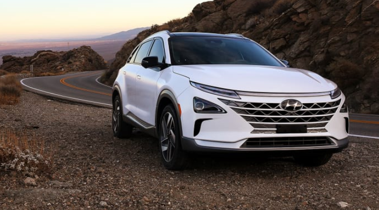 17 All New Hyundai Nexo 2020 New Model And Performance