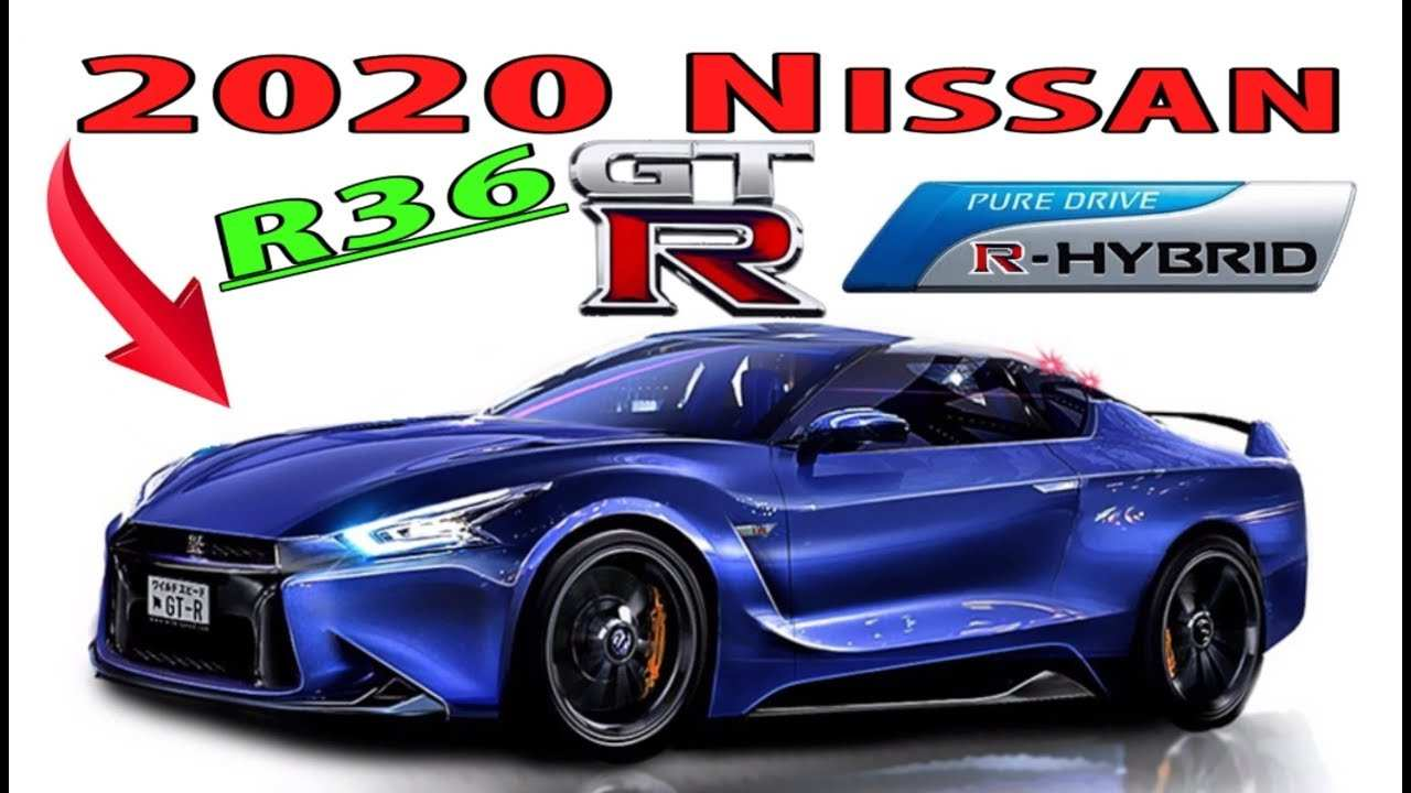 17 All New Nissan Gt R 36 2020 Price Redesign And Concept
