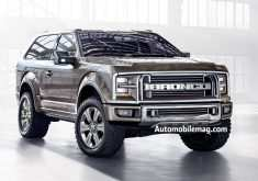 2020 Ford Bronco Wallpaper