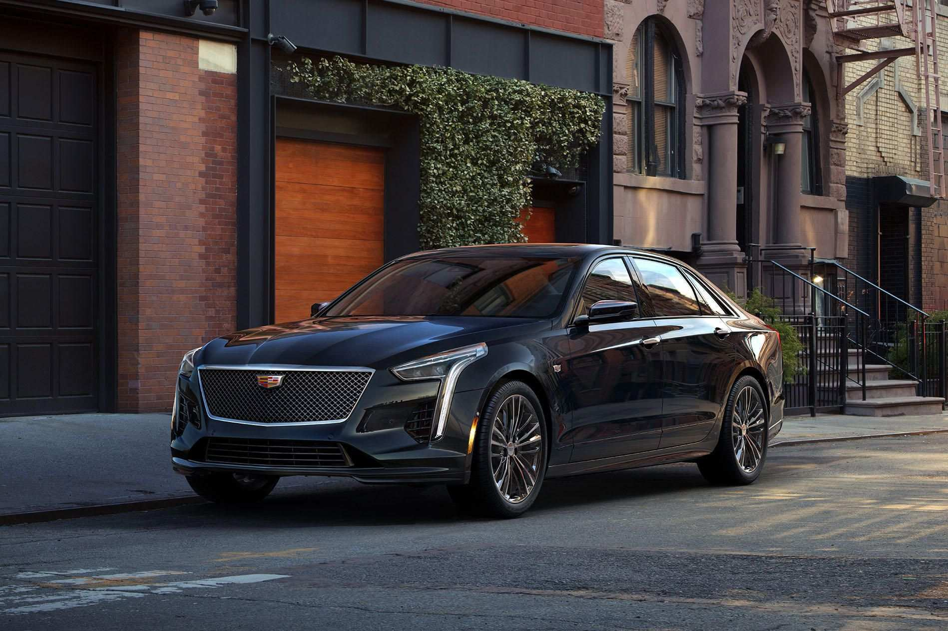 17 New 2019 Cadillac Twin Turbo V8 Exterior
