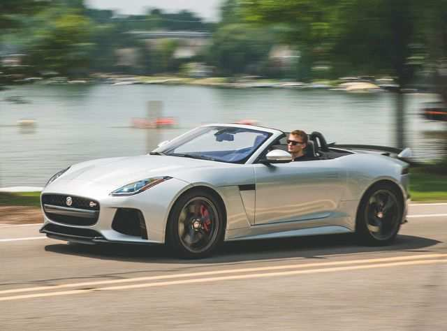 17 New 2019 Jaguar F Type Convertible Exterior And Interior