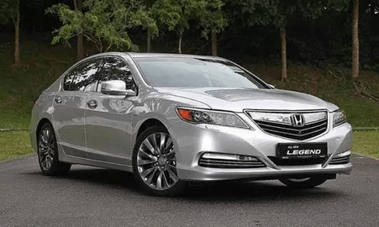 17 New Honda Legend 2020 Price