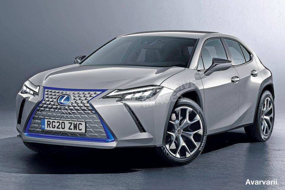17 New Lexus Models 2020 Redesign And Review