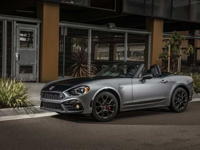 17 The 2019 Fiat 124 Changes Release