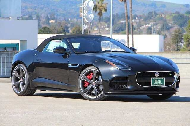 17 The 2019 Jaguar F Type Convertible Engine