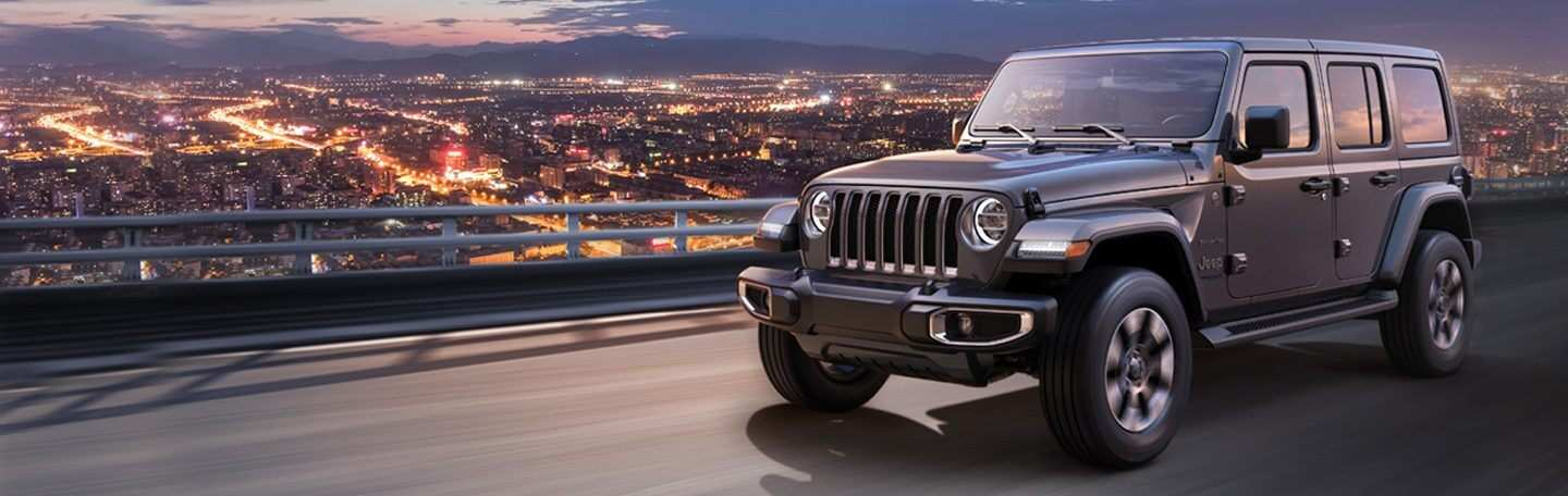 17 The 2019 Jeep New Model Pictures