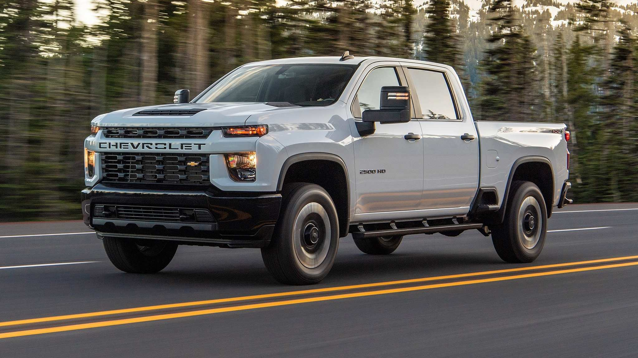 17 The 2020 Chevrolet Pickup Truck Research New