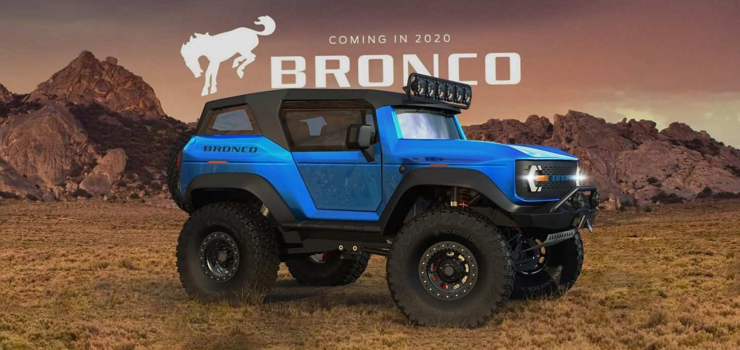 17 The 2020 Ford Bronco Wallpaper Pictures