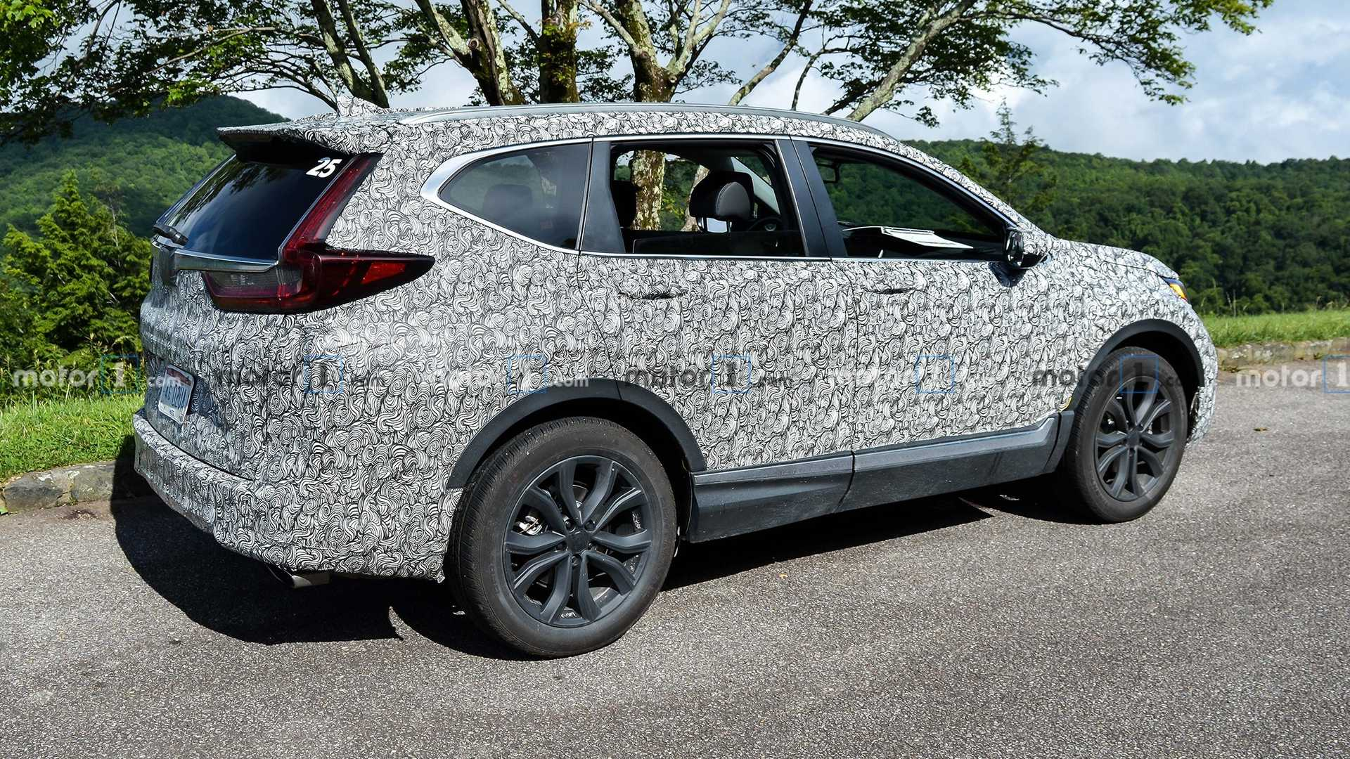 17 The 2020 Honda Cr V Rumors