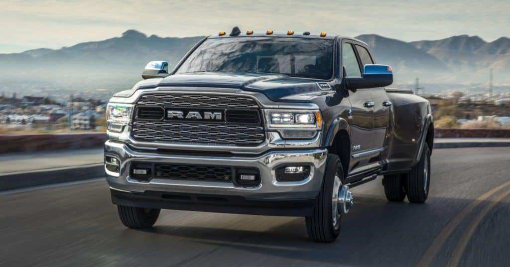 17 The Best 2019 Dodge Ram Pick Up Redesign And Review