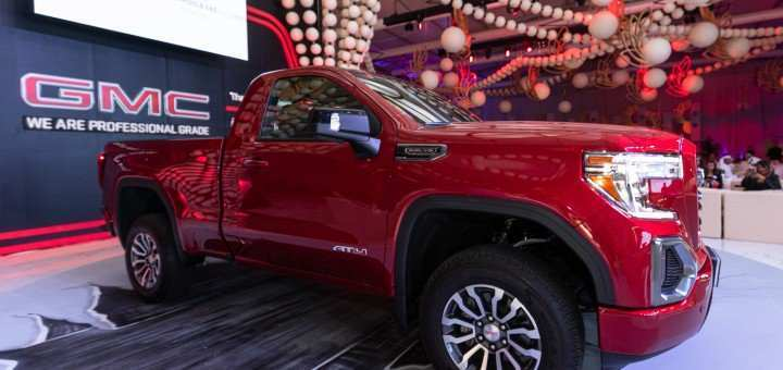 17 The Best 2019 Gmc Regular Cab Release Date And Concept