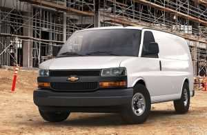 17 The Best 2020 Chevrolet Passenger Van Review And Release Date