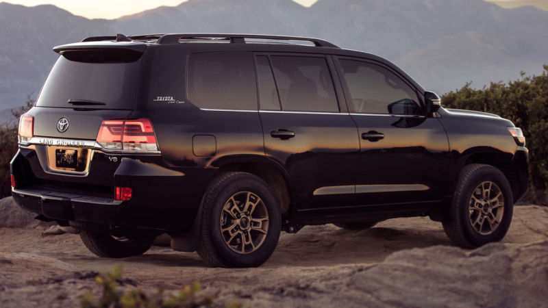 17 The Best Toyota New Land Cruiser 2020 Release Date And Concept