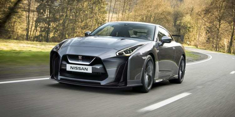 17 The Nissan Gtr R36 2020 First Drive