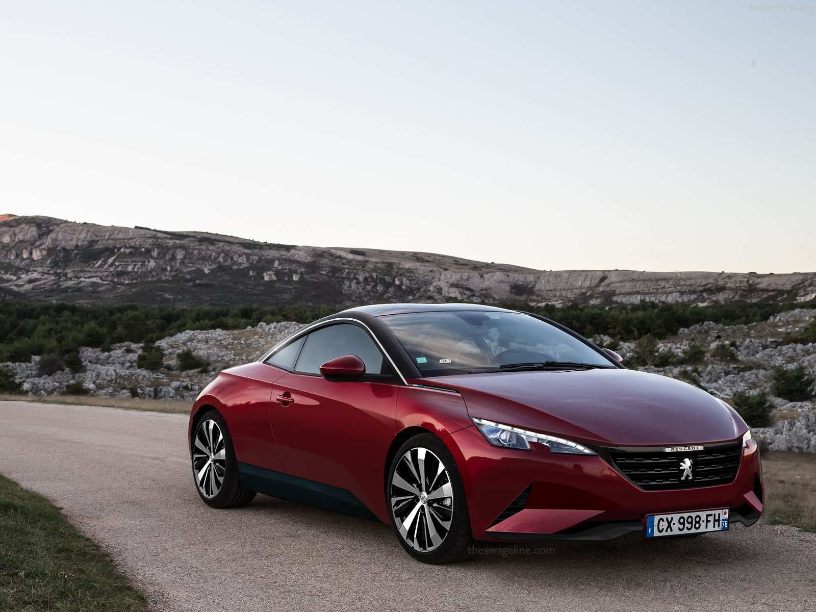 17 The Peugeot Coupe 2019 History