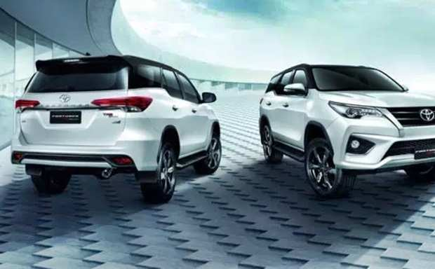 17 The Toyota Fortuner 2020 Exterior And Interior