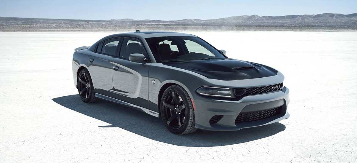 18 A 2020 Dodge Charger Srt Spy Shoot