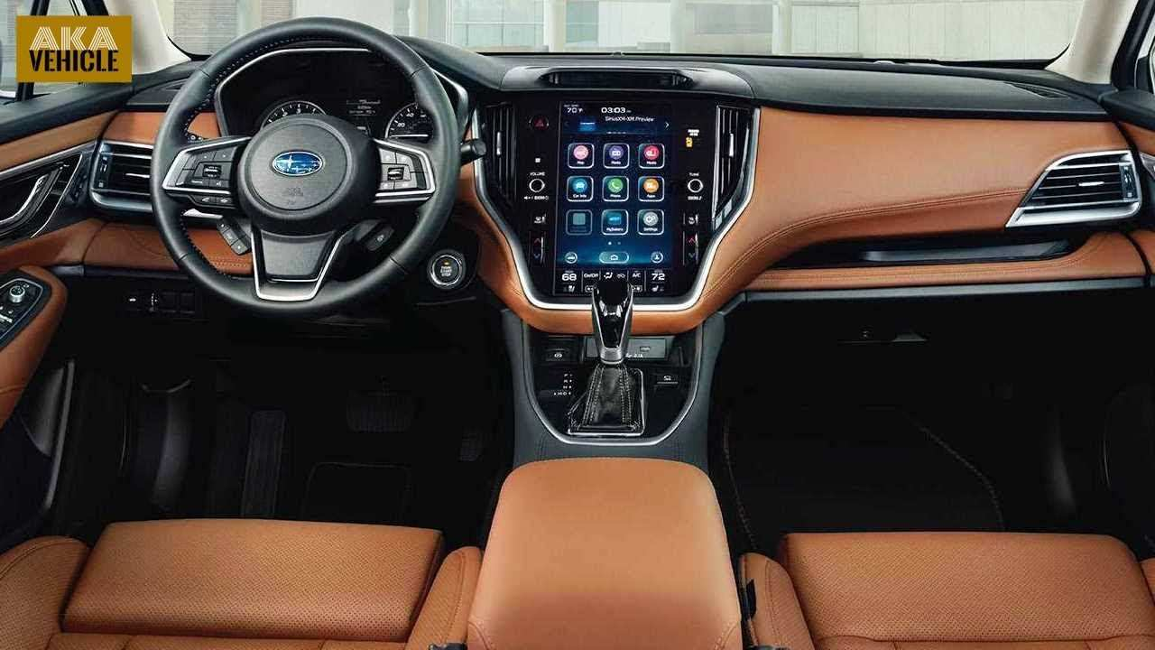 18 A Subaru Legacy 2020 Interior Prices