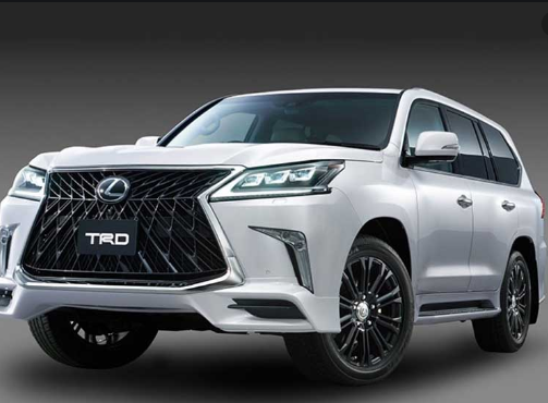 18 A When Will 2020 Lexus Gx Be Released Exterior And Interior