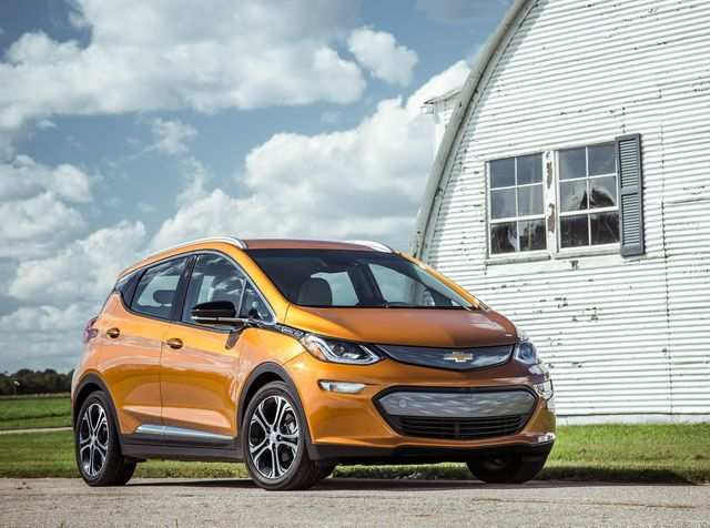 18 All New 2019 Chevrolet Bolt Ev Prices