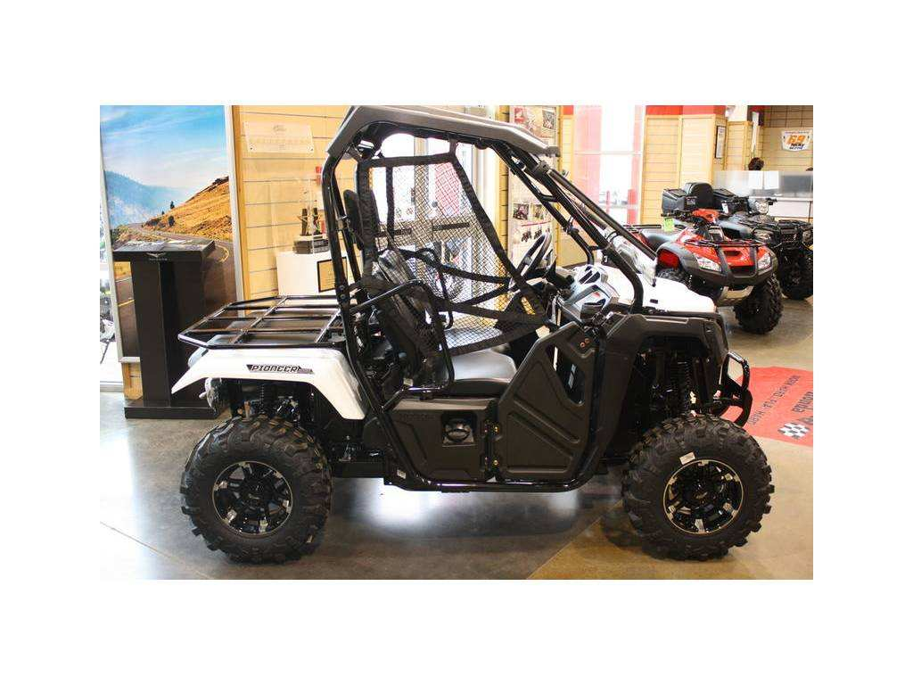 18 All New 2019 Honda Pioneer 500 Price Design And Review
