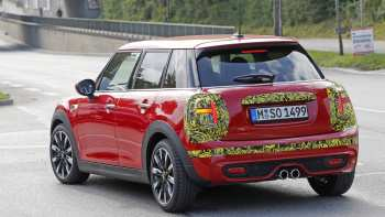 18 All New 2019 Mini Cooper Spy Shots New Model And Performance