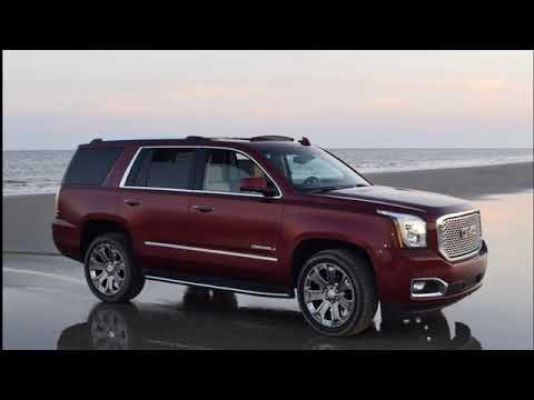 18 All New 2020 Gmc Yukon Denali Interior Review And Release Date