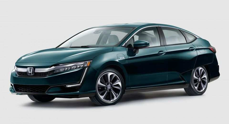 18 All New 2020 Honda Clarity Plug In Hybrid Pictures