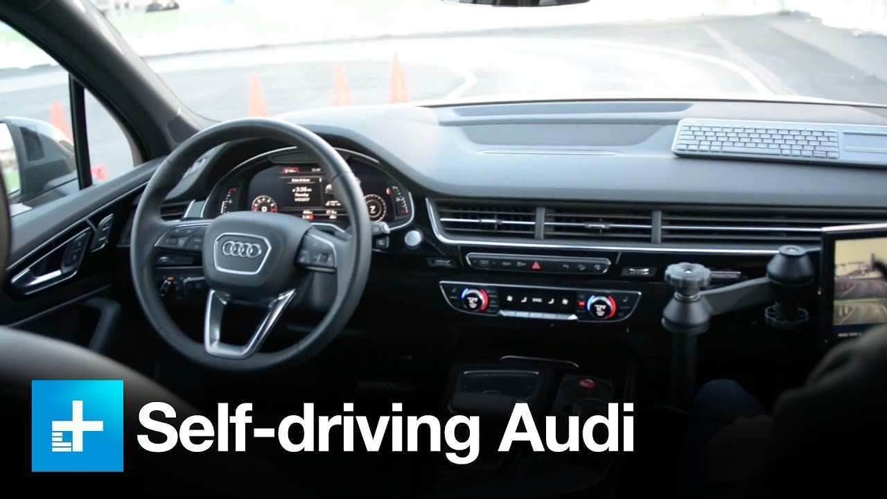 18 All New Audi 2020 Self Driving Car Overview