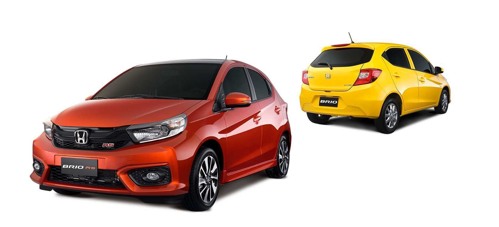 18 All New Honda Brio 2019 Performance