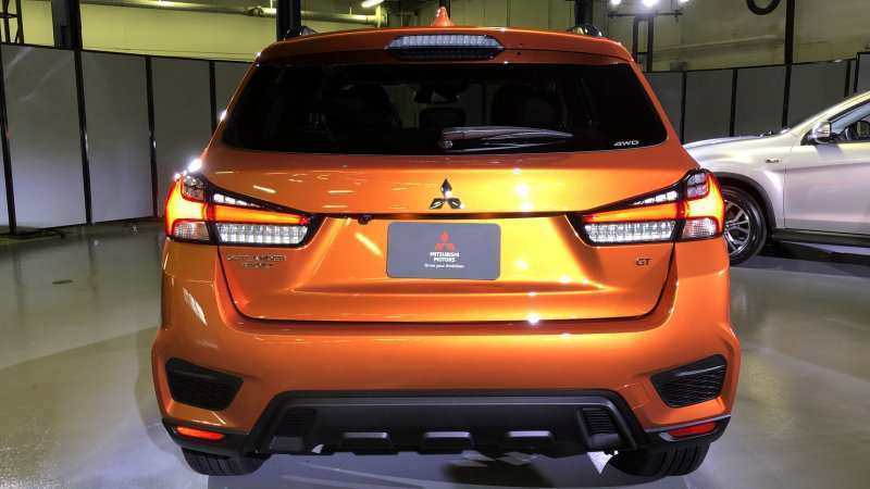 18 All New Mitsubishi Outlander Sport 2020 History