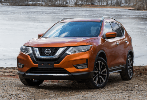 18 All New Nissan Rogue 2020 Release Date Performance