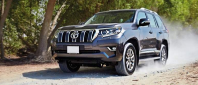 18 All New Toyota Prado 2020 Spy Shots Price Design And Review