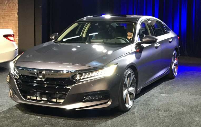 18 All New What Will The 2020 Honda Accord Look Like Specs And Review