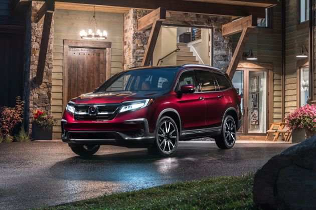 18 All New What Will The 2020 Honda Pilot Look Like Ratings