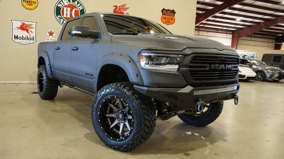 18 Best 2019 Dodge 4X4 Review And Release Date