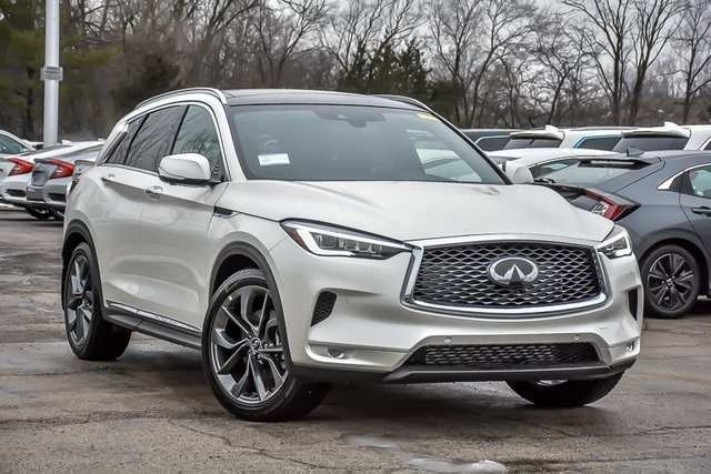 18 Best 2019 Infiniti Qx50 Crossover Performance And New Engine