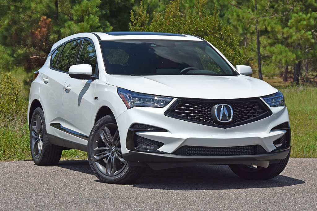 18 Best Acura Rdx 2020 Review Price And Release Date