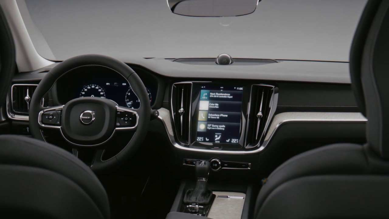 18 New 2019 Volvo 860 Interior Review And Release Date