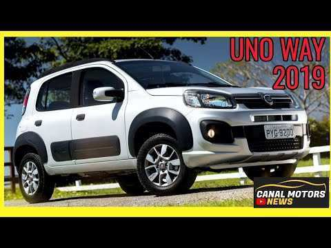 18 New Fiat Uno 2019 Pictures