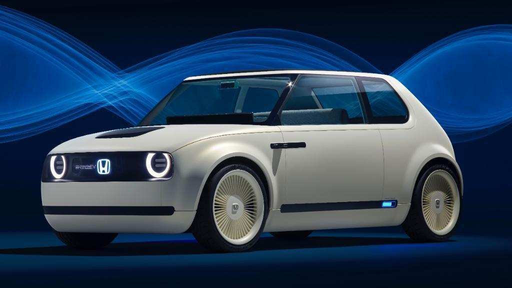 18 New Honda 2020 Electric Redesign And Concept