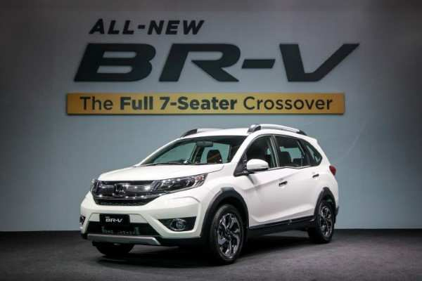 18 New Honda Brv 2020 Malaysia Release Date And Concept